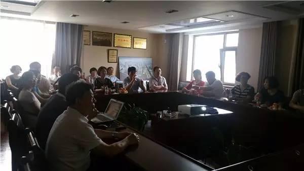 博雅俊国学班——参访天麟集团研讨会