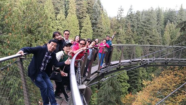 大健康产业企业家后EMBA班——加拿大游学之旅
