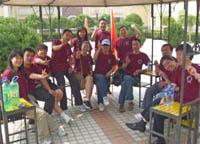 北京大学工商管理与传统文化班8月拓展活动